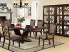 Wooden Dining table Model-JFD16 1+6