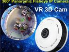 Wi-fi Hd Champion VR Panoramic Wireless IP Camera ৩৬০ ডিগ্রী
