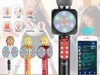 Wireless Bluetooth Karaoke Microphone & Speaker For Smartphone