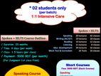 Spoken + IELTS Online Course