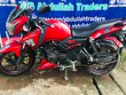 TVS Apache RTR Red 2015