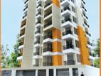 1520 SFt 3 Bed Apartment in banasree