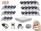 26PC 2MP Hikvision Camera Package