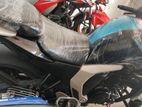 Yamaha Fazer black and blue 2017
