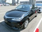 Toyota Axio X BLACK NEW SHAP 2015