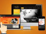 Ecommerce Web Design + Software & Website SEO