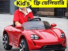 Electric battery operated ride on Baby car
