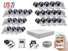 28C 2MP Hikvision Camera Package