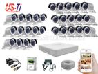 29 PC 2MP Hikvision Camera Package