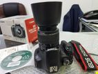 CANON 1200D 18mp FulHD Dslr with lens