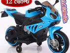 (Off-10%)Super lighting system Kid's ride on electric motorbike