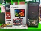"""New 4GB RAM-160GB HDD-NEW 17""""LED1year warranty"""