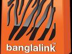 Banglalink 4 Pair Sim Cards.