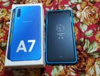 Samsung Galaxy A7 64Gb/4Gb Android10 (Used)