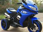 Offer ! Children Gixxer GS 1200 Motorcycle Baby Rechargeable Riding Bike