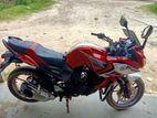 Yamaha Fazer Red 2013