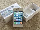Apple iPhone 4S 16GB full box (New)