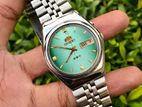 Exclusive ORIENT Parrot Green Automatic Watch