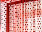 Heart Shape Curtain