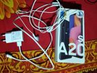 Samsung Galaxy A20s ভালো একটা ফোন (Used)