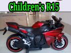 Battery operated exclusive R15 for Kid's