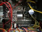 MSI G41 Motherboard with Core 2 Duo E8400 2GB DDR3 RAM