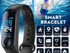 M3 Smart Bracelet Fitness Band Blood Pressure Heart Rate SmartWatch