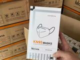 Mccons Kn95 Masks 100% original money back guaranty and no side effect.
