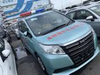 Toyota Noah Ambulance XL Green 2015