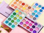 Beauty glazed colour board