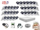 31PC 2MP Hikvision Camera Package