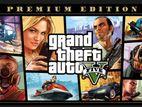 Grand Theft Auto V : Premium Edition Online