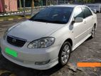 X/G Corolla car monthly basis rent