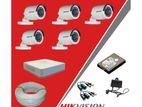 Full HD 05 DAHUA CCTV Package