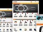 E-Commerce/ Shopping Website
