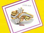 Diamond Ring Dis.35%(R-065)