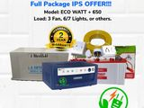 IPS Full Package for 3 fan 6/7 lights