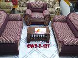 Sofa set CWS-137