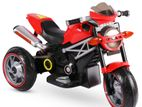 BMW kids 6V battery electric 3 wheel motorcycle for