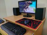 INTEL™ Core i3 + GPU Desktop Full set
