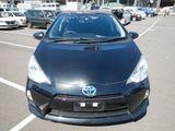Toyota Aqua Hybrid S push start 2014