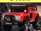 Jeep Car ride on 3-10 years Children's