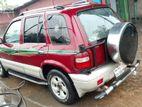 Kia K9 রেড কালার 1997
