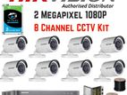 জমকালো অফার 6 PCS CCTV CAMERA Best_Full Packge