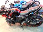 Yamaha Fazer black/red 2014