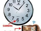 Wi-fi Wall Clock Hidden Spy Camera Full Hd