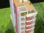 1200 sqft, 3 Bed Flat for Sale at Don Chamber, N.ganj