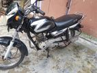 Bajaj CT 100 Black 2014