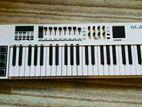 MAudio code49, midi controller keyboard