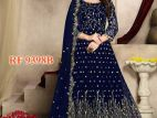Exclusive Design Georgette Gown